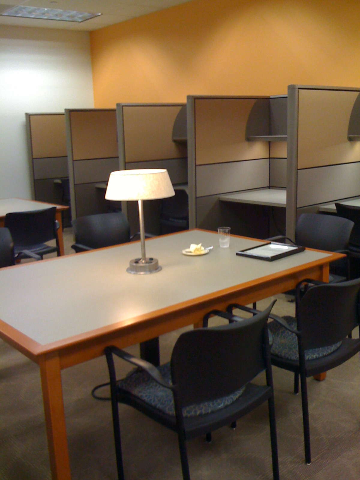 Private Library Study Rooms: The Simmy And Harry Ginsburg Health Sciences Library-A